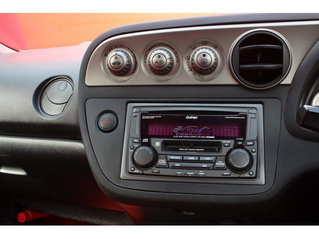 タイプR 純正レカロシート 車高調 ENKEI17インチAW momoステアリング(23枚目)
