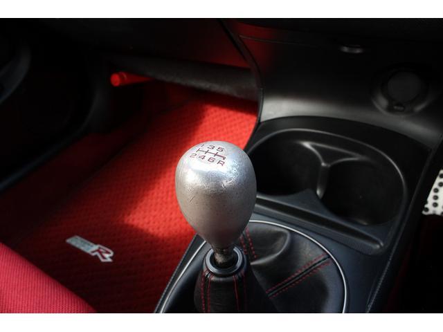 タイプR 純正レカロシート 車高調 ENKEI17インチAW momoステアリング(25枚目)