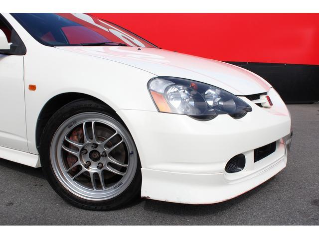 タイプR 純正レカロシート 車高調 ENKEI17インチAW momoステアリング(28枚目)