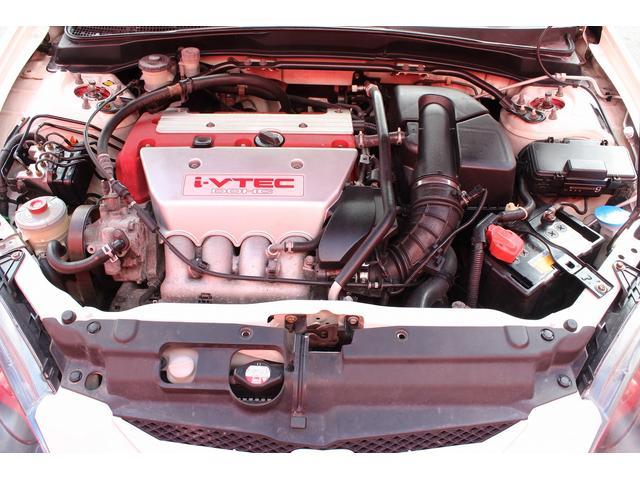タイプR 純正レカロシート 車高調 ENKEI17インチAW momoステアリング(36枚目)