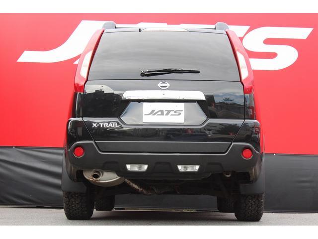 20Xt XTREME-J XJ03 16インチAW BFGoodrich A/Tタイヤ ハイパールーフレール(11枚目)