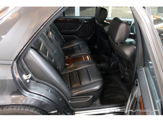 500E 整備記録簿付 黒革内装 AMG仕様 新車並行(14枚目)