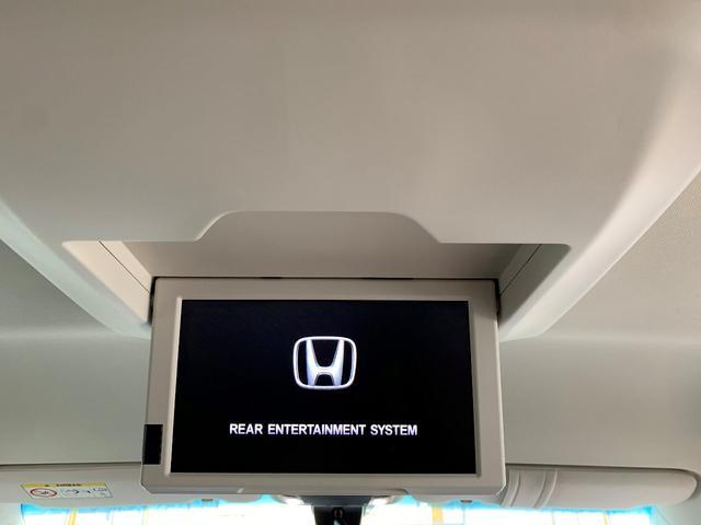 アブソルート・EXホンダセンシング 純正インターナビ・純正フリップダウンモニター・AppleCarPlay・ビルトイン2.0ETC・全周囲カメラ・サイドビュー&フロントビュカメラ・オットマン付きリアシート・LEDヘッド&フォグランプ(10枚目)