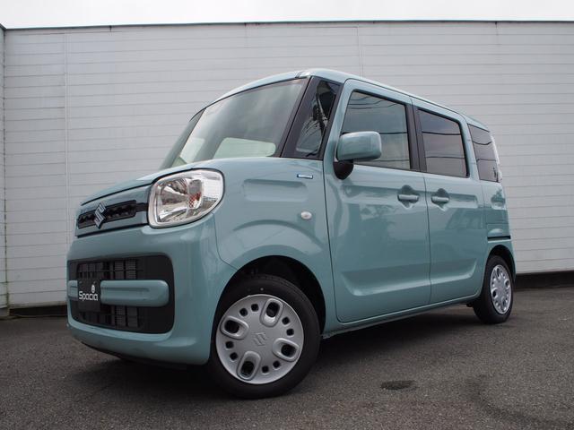 「スズキ」「スペーシア」「コンパクトカー」「東京都」の中古車2