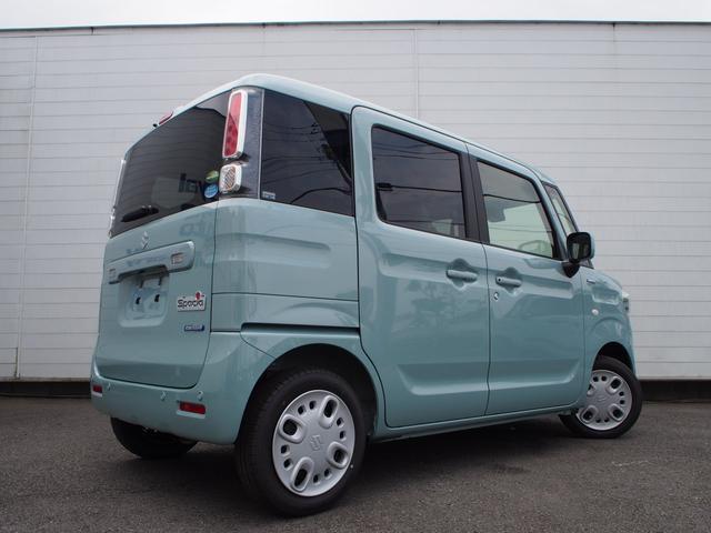 「スズキ」「スペーシア」「コンパクトカー」「東京都」の中古車3