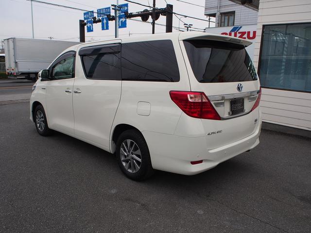 「トヨタ」「アルファード」「ミニバン・ワンボックス」「東京都」の中古車4