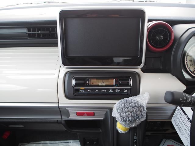 ハイブリッドX 4WD フルセグTV内蔵7インチワイドSDナビ 両側パワースライドドア 運転席&助手席シートヒーター カーテンエアバッグ サイドエアバッグ 前方後方誤発進抑制機能 後退時ブレーキサポート オートライト(19枚目)
