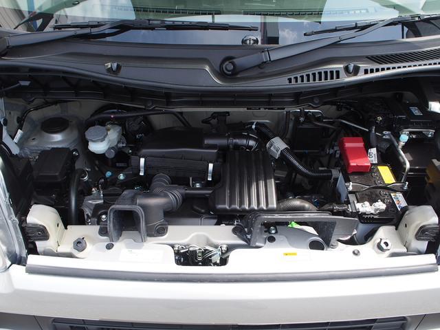 ハイブリッドX 4WD フルセグTV内蔵7インチワイドSDナビ 両側パワースライドドア 運転席&助手席シートヒーター カーテンエアバッグ サイドエアバッグ 前方後方誤発進抑制機能 後退時ブレーキサポート オートライト(26枚目)