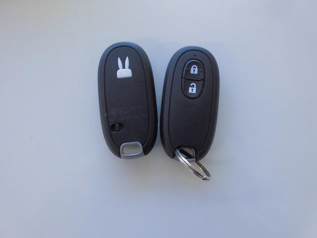 便利なスマートキーも2個付いています。