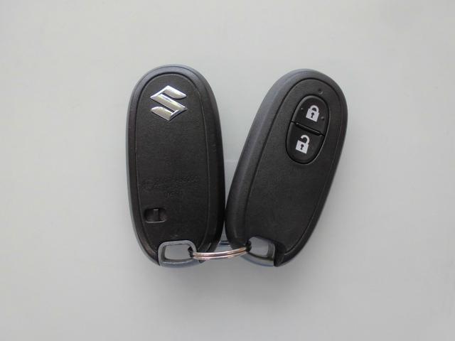あると便利なスマートキーは2個付いています。
