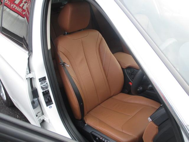 BMW BMW 320d ラグジュアリー 茶革 サンルーフナビTV ACC