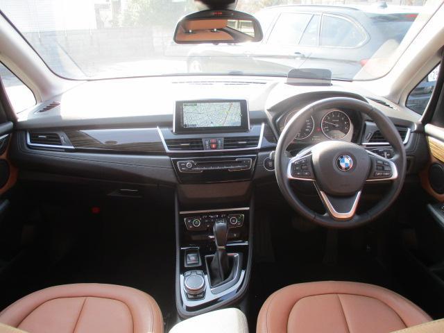 BMW BMW 218iアクティブツアラー ラグジュアリーACC HUD革