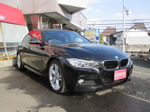 BMW BMW 320d Mスポーツ ACCインテリセーフティー HID