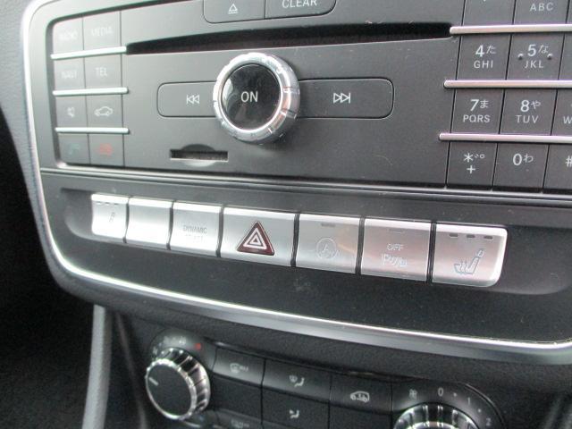 GLA180 レーダーセーフティー 純正17AW LEDライト ディストロニックプラス プッシュスタート(19枚目)