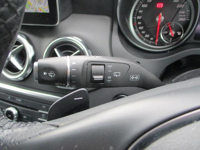 GLA180 レーダーセーフティー 純正17AW LEDライト ディストロニックプラス プッシュスタート(30枚目)
