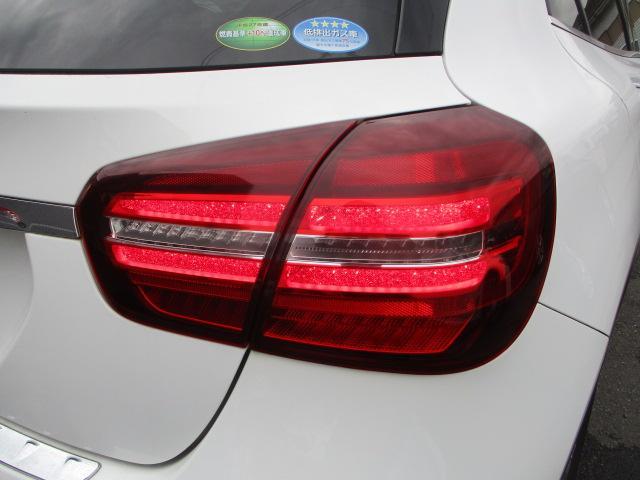 GLA180 レーダーセーフティー 純正17AW LEDライト ディストロニックプラス プッシュスタート(46枚目)