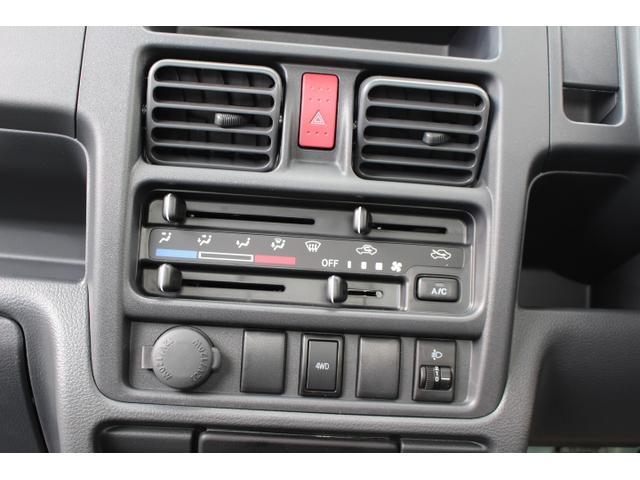 スズキ キャリイトラック KCスペシャル セットオプション ABS キーレス 4WD
