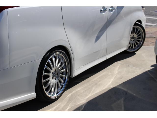 トヨタ アルファード 2.5S Aパッケージ タイプブラック カールソン21AW