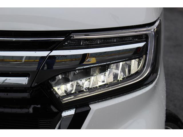 Lターボ テイン車高調・リザルタード17AW・両側自動ドア・LEDヘッドライト・無限フロントスポイラー・前後マッドガード(8枚目)
