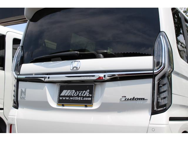 Lターボ テイン車高調・リザルタード17AW・両側自動ドア・LEDヘッドライト・無限フロントスポイラー・前後マッドガード(28枚目)