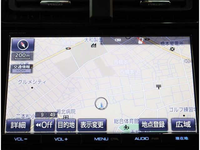 S 1オナ スマートK オートクルーズ AAC AUX VSC TVナビ ドライブレコーダー メモリ-ナビ ABS 点検記録簿付 キーレスエントリー 盗難防止システム パワーウインドウ アルミ パワステ(7枚目)