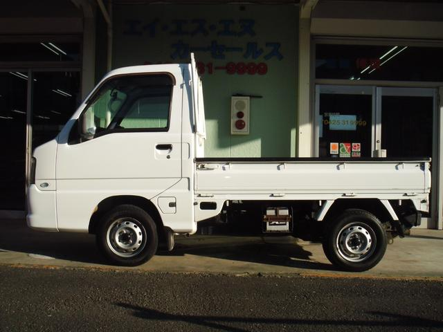 TB 4WD 5M/T エアコン パワステ(3枚目)