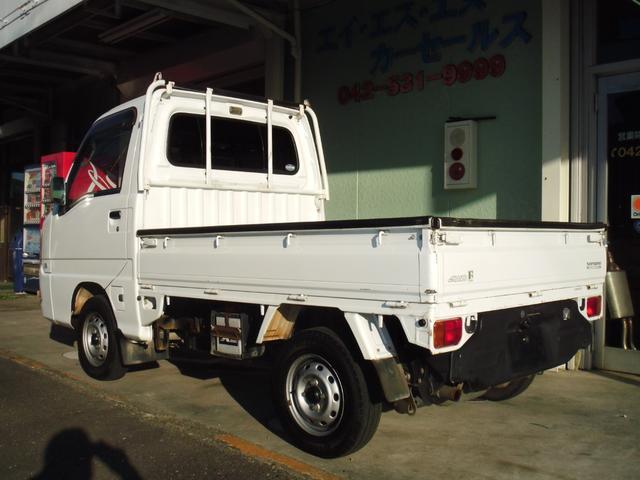 TB 4WD 5M/T エアコン パワステ(4枚目)