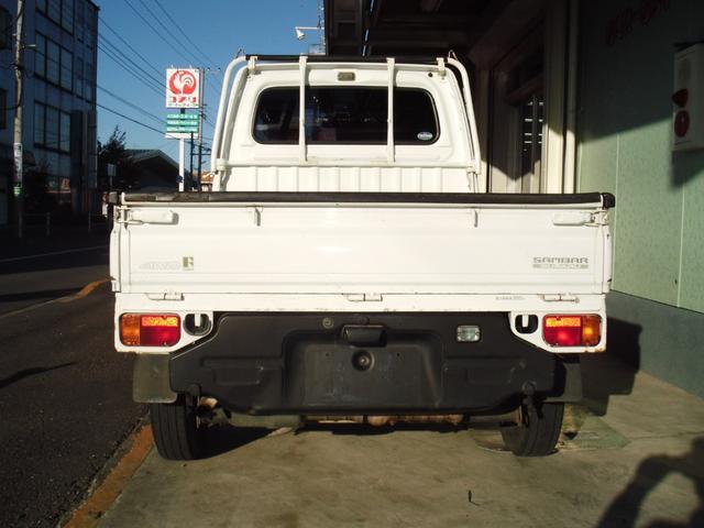 TB 4WD 5M/T エアコン パワステ(5枚目)