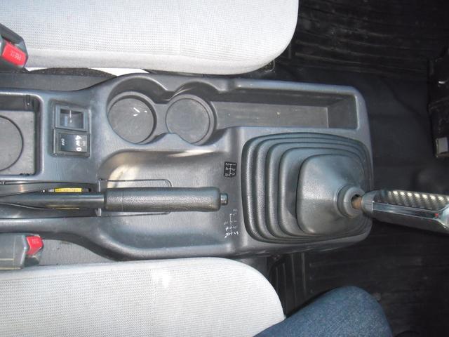 TB 4WD 5M/T エアコン パワステ(12枚目)