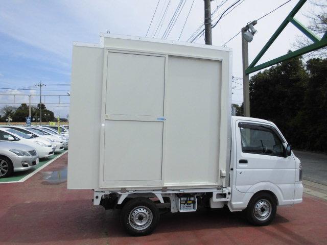 KCパワステ 4WD 移動販売車 ETC(4枚目)