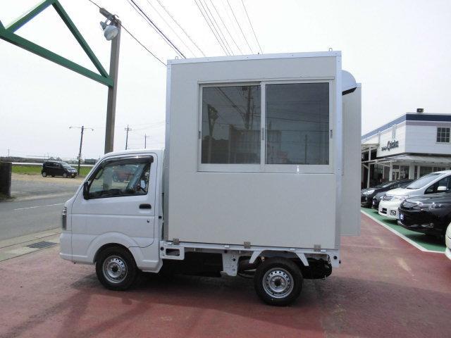 KCパワステ 4WD 移動販売車 ETC(5枚目)