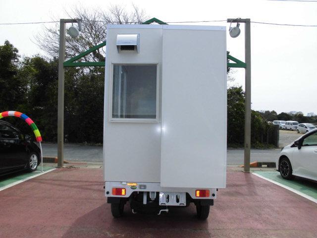 KCパワステ 4WD 移動販売車 ETC(6枚目)