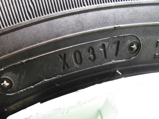 2017年製造タイヤ