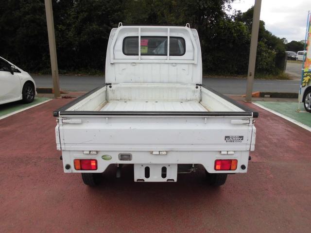 KCエアコン・パワステ 4WD ゲートプロテクター(4枚目)