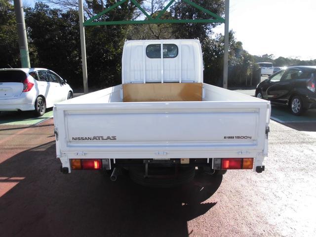 ロングスーパーローDX Wタイヤ 1.5トン オートマ(4枚目)