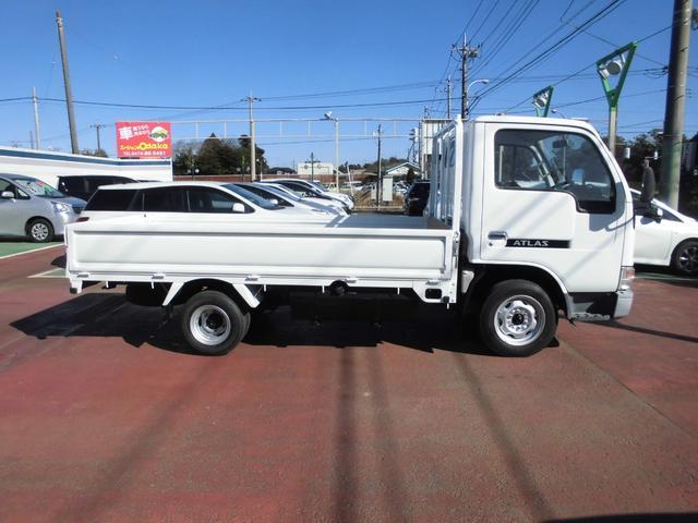 ロングスーパーローDX Wタイヤ 1.5トン オートマ(6枚目)