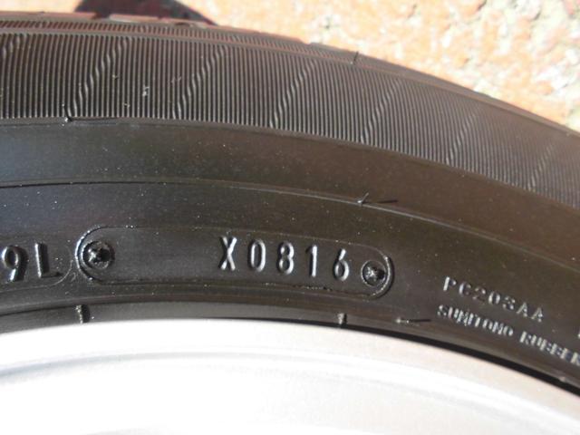 2016年製造タイヤ
