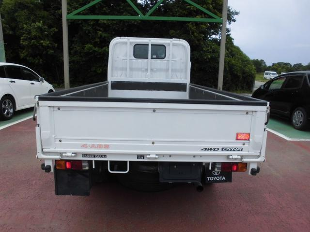 ロングフルジャストロー 4WD 両パワーミラー 木製10尺(4枚目)