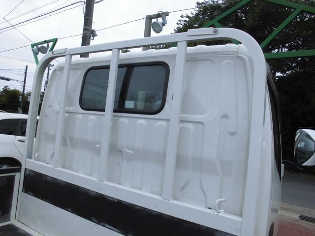 ロングフルジャストロー 4WD 両パワーミラー 木製10尺(9枚目)