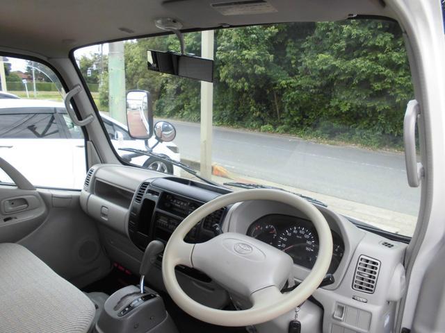 ロングフルジャストロー 4WD 両パワーミラー 木製10尺(12枚目)