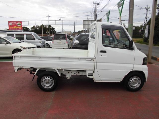 Vタイプ 4WD エアコン タイヤバリ山(6枚目)