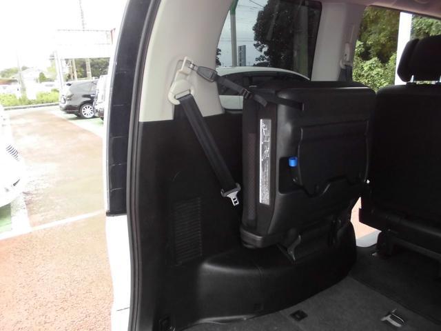ハイウェイスター Vセレクション 純正SDナビフルセグ地デジ バックカメラ アルパインフリップダウンモニター 両側電動スライドドア ETC スマートキー アイドリングストップ(40枚目)