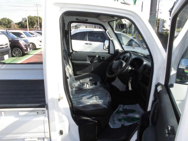 KCエアコン・パワステ ボタン切り替え4WD オートマ エアコン パワステ 運転席・助手席エアバッグ 荷台マット ゲートアッパーガード 車検令和4年8月29日迄(13枚目)