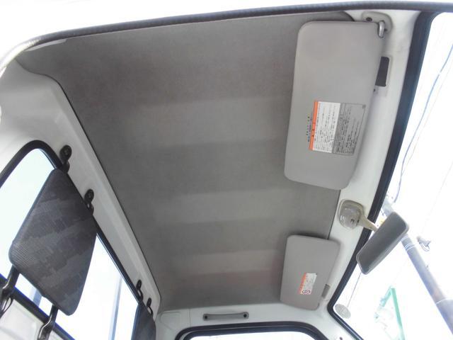 KCエアコン・パワステ ボタン切り替え4WD オートマ エアコン パワステ 運転席・助手席エアバッグ 荷台マット ゲートアッパーガード 車検令和4年8月29日迄(23枚目)