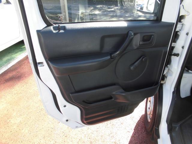 KCエアコン・パワステ ボタン切り替え4WD オートマ エアコン パワステ 運転席・助手席エアバッグ 荷台マット ゲートアッパーガード 車検令和4年8月29日迄(24枚目)