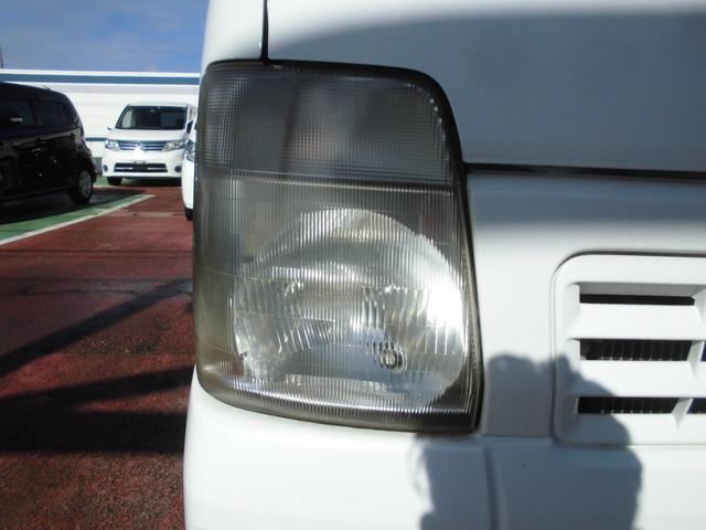 KCエアコン・パワステ ボタン切り替え4WD オートマ エアコン パワステ 運転席・助手席エアバッグ 荷台マット ゲートアッパーガード 車検令和4年8月29日迄(41枚目)