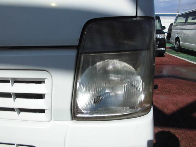KCエアコン・パワステ ボタン切り替え4WD オートマ エアコン パワステ 運転席・助手席エアバッグ 荷台マット ゲートアッパーガード 車検令和4年8月29日迄(42枚目)