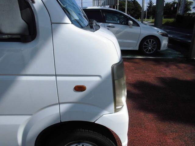 KCエアコン・パワステ ボタン切り替え4WD オートマ エアコン パワステ 運転席・助手席エアバッグ 荷台マット ゲートアッパーガード 車検令和4年8月29日迄(46枚目)