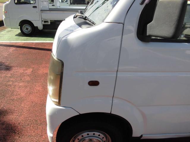 KCエアコン・パワステ ボタン切り替え4WD オートマ エアコン パワステ 運転席・助手席エアバッグ 荷台マット ゲートアッパーガード 車検令和4年8月29日迄(52枚目)