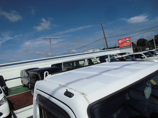 KCエアコン・パワステ ボタン切り替え4WD オートマ エアコン パワステ 運転席・助手席エアバッグ 荷台マット ゲートアッパーガード 車検令和4年8月29日迄(54枚目)